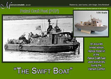 "1/35th scale PCF Patrol Craft Fast ""SWIFT BOAT"""