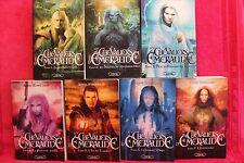 Les Chevaliers d'Emeraude, tome 1 à 7 - Anne Robillard - Livre - Occasion