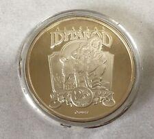 Alaska Iditarod 1997 Vintage Medallion Silver Medallion Proof 1Oz