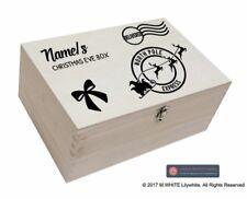Christmas Eve Box - Personalised Sticker set  DIY Christmas Eve Box Add Name/s