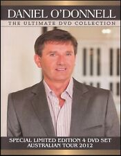 DANIEL O'DONNELL (4 DVD) THE ULTIMATE DVD COLLECTION All Region NTSC DVD *NEW*