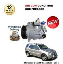 Original Nouveau climat compresseur MERCEDES-CLASSE M w163 ML 270 CDI