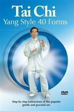 Tai Chi Yang Style 40 Forms 5032711017836 DVD Region 2 P H