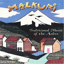 Malkuri - Traditional Music of the Andes [New CD]