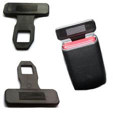 2 x Gurtadapter Alarm Stopper Gurt Schnalle Anti Gurtschloss Adapter Alarmton