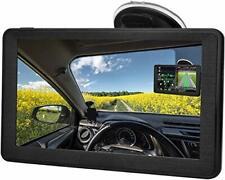 Sat Nav for Car, 7 Inch GPS Navigation Includes Postcodes, Speed Camera Alerts &