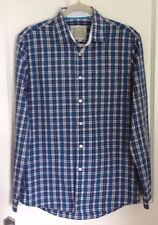 JACK WILLS Blue Check Shirt, Small, Never Worn