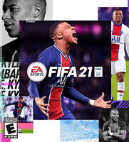 EA Sports FIFA 21 - PlayStation PS4 - CODE SHIPPED TO ADDRESS ONLY!