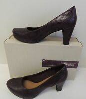 Clarks Chorus Chic Women's Classic Casual Leather Pump Shoes