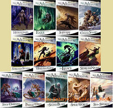Legend of Drizzt - Forgotten Realms Series Set 1-13 by RA Salvatore - BRAND NEW