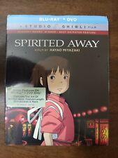 Spirited Away (Blu-Ray + Dvd) - New w/Slipcover brand new