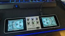 New Monster GO-DJ Portable Mixer Digital Turntables with LCD TouchScreen Used