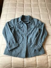 Rohan Ladies Linen Plus Jacket Size Small - Excellent Condition