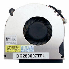 Dell Latitude E6400 E6510 Original New Laptop CPU Cooling Fan DC280007TFL