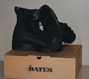 Black ICB Boots - New