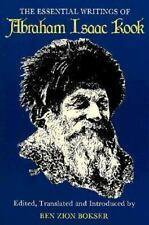 The Essential Writings of Abraham Isaac Kook (Roots of Wisdom Book)  Paperback