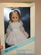 """Vintage in Box!! Sears Alice in Wonderland Doll * 9"""" Tall * FREE SHIPPING!!"""