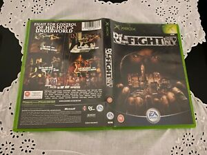 Def Jam Fight For NY (Microsoft Xbox) PAL UK Euro Version CIB