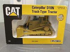 Ertl 1/50 Scale Diecast 2436 - Caterpillar D10N Track-Type Tractor. Lic. Replica