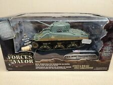 Forces of Valor 1:32 US M4A3 Sherman Tank - Normandy 1944 - Diecast Model 81007