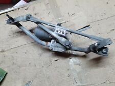 2006 - 2010 FIAT GRANDE PUNTO FRONT WIPER MOTOR AND LINKAGE