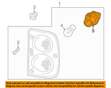 LAND ROVER OEM 94-02 Discovery Turn Signal Light-Front-Socket XBP100180
