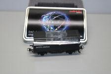 Märklin 94233 2-Achser Wagon Transport de Conteneurs au Laser Station Mobile