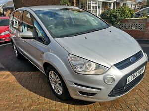 2012 62 Ford S Max 2.0tdci Powershift Zetec 7 seater MPV Diesel Automatic smax