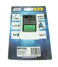 Maypole MP288B Dual Charge Relay 20Amp Bk TEC 2 CLEARANCE NEW FREE P&P