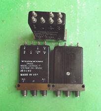 1Pc Teledyne Cs33Sic-T 24-30V 18Ghz Rf coaxial switch