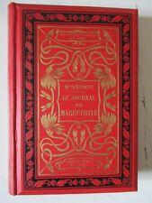 """Monniot    """" Le journal de Marguerite  """"    1878"""