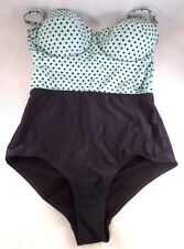 NWT Shore Where That Came From 1pc Swimsuit by High Dive Liberty Sz Large