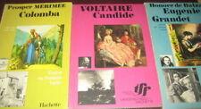 3 klassische Texte in französischer Sprachen  (Textes en francais facile)