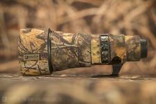 Nikon 500 mm f/5.6E AF-S PF ED VR lenscoat neoprene cover camouflage lens coat