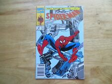 1992 SPIDER-MAN # 28 SIGNED 3X MARSHALL ROGERS DON MCGREGOR & KEITH WILLIAMS,POA