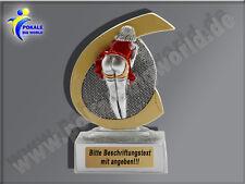 PoPo-Arsch d. Woche, Loser-Pech, Kegeln-Bowling-Pokal-3D-Optik m. Beschriftung