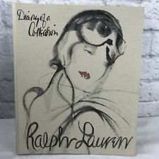 Diary of a Collection Ralph Lauren Coffee Table Book Collectible 2466 of 3000