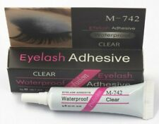 9 g Waterproof False Eyelashes Makeup Adhesive Eye Lash Glue Tool Clear/Black