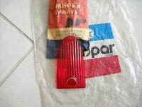 NOS MOPAR 1951-53 DESOTO TAIL LITE LENS & REFLECTOR