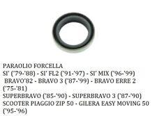 PARAOLIO FORCELLA PIAGGIO  SI'- BRAVO'-SUPERBRAVO -ZIP GILERA EASY MOVING 50