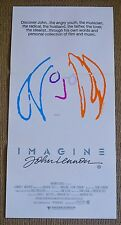 1988	Imagine: John Lennon ORIGINAL  MOVIE POSTER