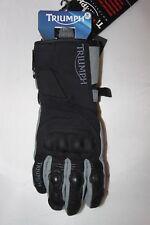 Guanti Jollisport Sonny black blu moto gloves Kawasaki Suzuki Triumph Yamaha