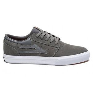 Lakai Limited Griffin Skate Shoes Gargoyle Suede