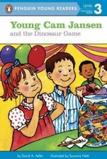 Young CAM Jansen and the Dinosaur Game (Paperback or Softback)