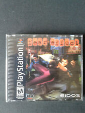 PS1 PlayStation Fear Effect 4 CD US NEUF/Scellé-NEW/ FACTORY SEALED