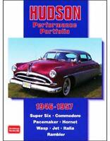 Hudson 1946-1957 Performance Portfolio Test Articles  Book