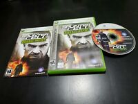 Tom Clancy's Splinter Cell: Double Agent (Microsoft Xbox 360, 2006) COMPLETE!