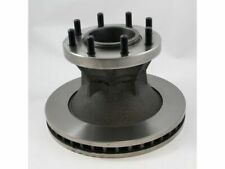 For 1974 Chevrolet G30 Van Brake Rotor and Hub Assembly Front 81315MT