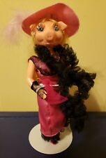 """THE MUPPET SHOW SERIES ONE 6"""" MISS PIGGY ACTION FIGURE"""