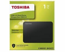 "TOSHIBA Canvio Basics 1TB externe 2,5"" HDD USB 3.0 Festplatte NEU"